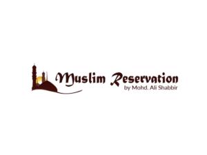 Muslim Reservation