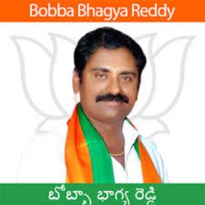 Bobba Bhagya Reddy