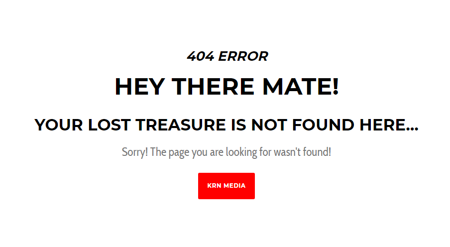 How to fix 404 errors and Broken Links