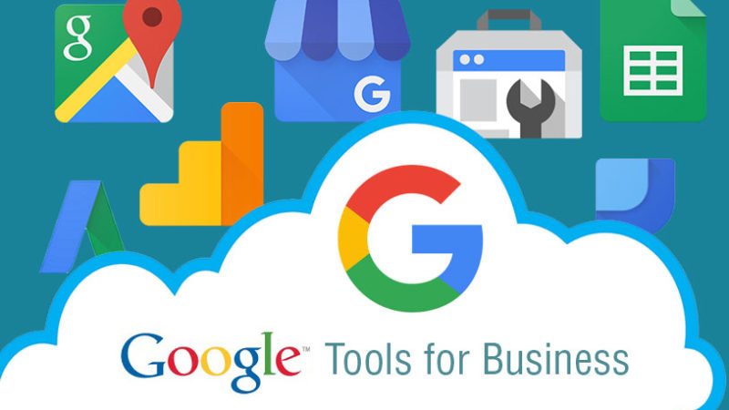 Free Google tools for digital marketing in 2019