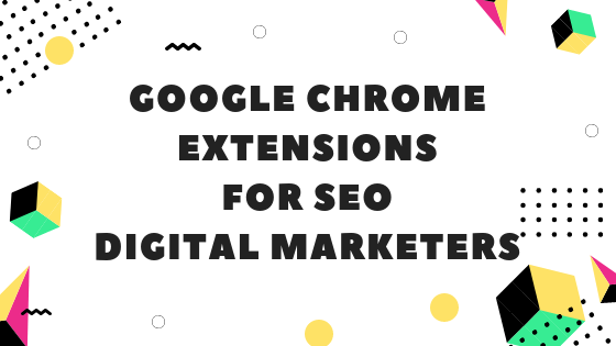 chrome extensions for seo 2019