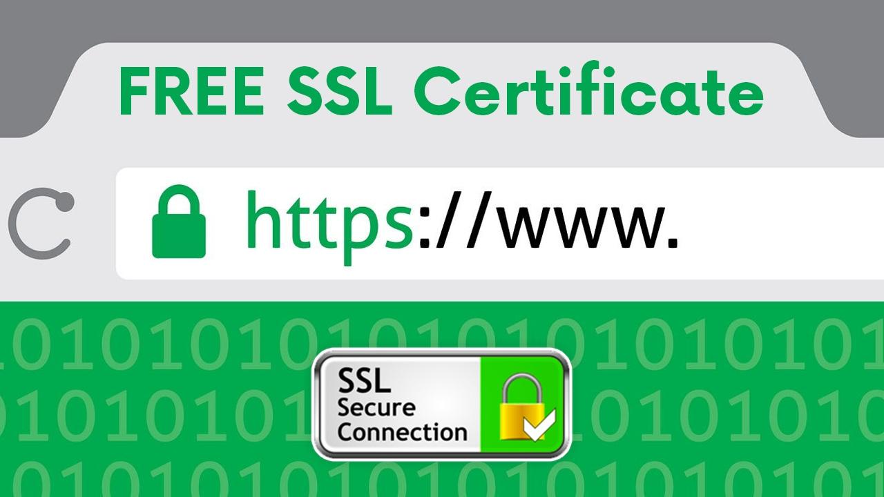 Get Free SSL Certificate